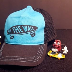 Vans Off the Wall Snapback hat unisex